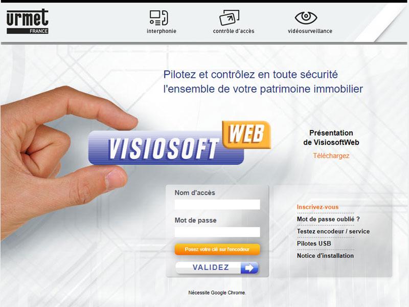 Visiosoftweb : surveillez et gérez votre immobilier à distance